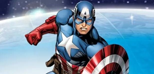 Capitão América - Reprodução - Marvel Comics