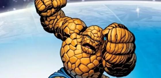 Coisa - Reprodução - Marvel Comics