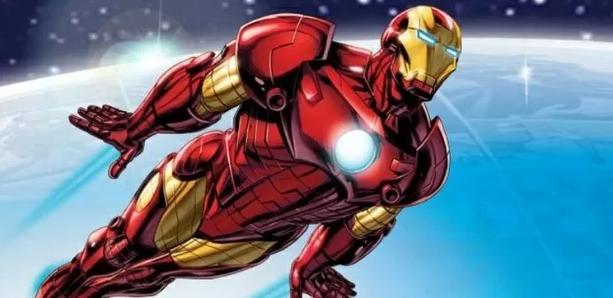 Homem de Ferro - Reprodução - Marvel Comics