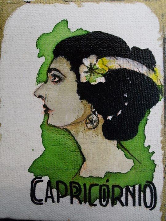 Capricórnio - Anos 20