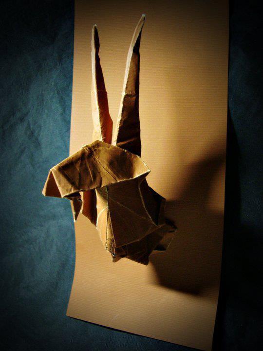 Origami Capricórnio