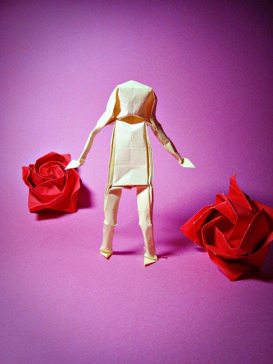 Origami Virgem